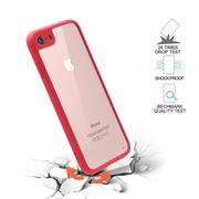 Bumper Hülle für Apple iPhone 8 Handy Case Acryl Backcover