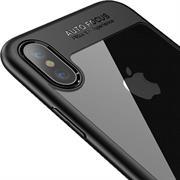 Ultra Slim Case für Apple iPhone X Hülle Handyhülle Schutz Cover Silikon Tasche