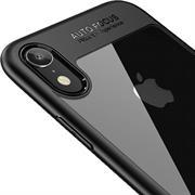 Bumper Hülle für Apple iPhone XR Handy Case Acryl Backcover