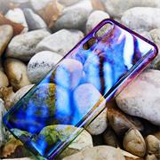 Farbwechsel Hülle für Huawei Mate 20 Handy Case Slim Cover