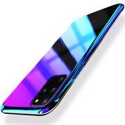 Farbwechsel Hülle für Samsung Galaxy J6 2018 Schutzhülle Handy Case Slim Cover