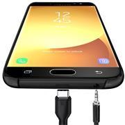 Schutzhülle für Samsung Galaxy J7 2017 Hülle Case Ultra Slim Handy Cover