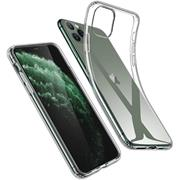 Transparente Schutzhülle für Apple iPhone 11 Pro Max Backcover Clear Case