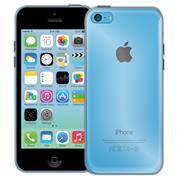 Schutzhülle für Apple iPhone 5C Hülle Silikon Backcover Ultra-Clear Case im transparenten Design