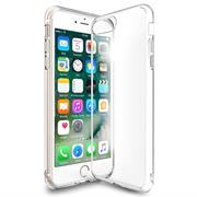 Schutzhülle für Apple iPhone 7 Hülle Silikon Backcover Ultra-Clear Case im transparenten Design in Transparent