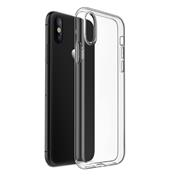 Schutzhülle für Apple iPhone X XS Hülle Transparent Slim Cover Clear Case
