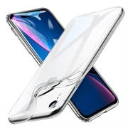 Transparente Schutzhülle für Apple iPhone XR Backcover Clear Case