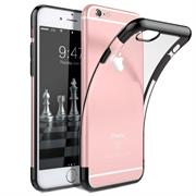 Transparente Silikonhülle für Apple iPhone 6 Plus / 6s Plus Handy Case