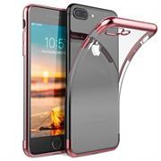 Transparente Silikonhülle für Apple iPhone 7 Plus / 8 Plus Handy Case