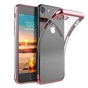 Transparente Silikonhülle für Apple iPhone 7 / 8 Handy Schutz Case