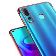 Transparente Silikonhülle für Huawei P30 Lite Handy Schutz Case