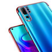 Transparente Silikonhülle für Huawei P30 Pro Handy Schutz Case