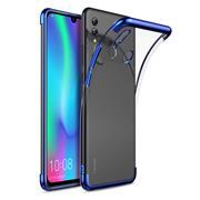 Transparente Silikonhülle für Honor 10 Lite Handy Schutz Case
