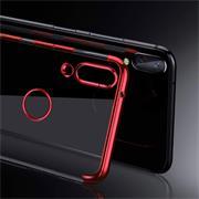 Transparente Silikonhülle für Huawei P Smart 2019 Handy Schutz Case