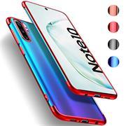 Transparente Silikon Hülle für Samsung Galaxy Note 10 Handy Schutz Case