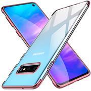 Transparente Silikonhülle für Samsung Galaxy S9 Plus Handy Schutz Case