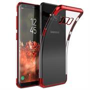 Silikonhülle für Samsung Galaxy J7 2017 Handy Hülle Tasche Transparent Slim Case