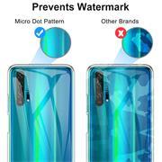 Schutzhülle für Honor 20 Pro Hülle Transparent Slim Cover Clear Case