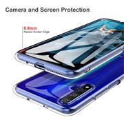 Schutzhülle für Honor 20 Hülle Transparent Slim Cover Clear Case
