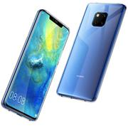 Schutzhülle für Huawei Mate 20 Pro Hülle Silikon Backcover Ultra-Clear Case Transparent