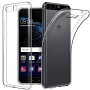 Schutzhülle für Huawei P10 Plus Hülle Transparent Slim Cover Clear Case