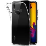 Schutzhülle für Huawei P20 Lite Hülle Silikon Backcover Ultra-Clear Case im transparenten Design
