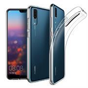 Transparente Schutzhülle für Huawei P20 Backcover Ultra-Clear Case