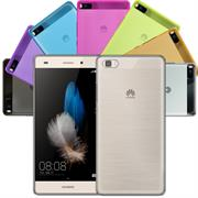 Transparente Schutzhülle für Huawei P8 Lite Backcover Ultra-Clear Case