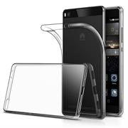 Schutzhülle für Huawei P8 Hülle Silikon Backcover Ultra-Clear Case im transparenten Design in Transparent