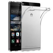Schutzhülle für Huawei P8 Hülle Silikon Backcover Ultra-Clear Case im transparenten Design