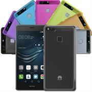 Transparente Schutzhülle für Huawei P9 Lite Backcover Ultra-Clear Case