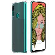 Schutzhülle für Huawei P Smart Z Hülle Transparent Slim Cover Clear Case