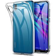 Schutzhülle für Huawei Y5 2019 Hülle Transparent Slim Cover Clear Case
