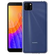 Schutzhülle für Huawei Y5p Hülle Transparent Slim Cover Clear Case