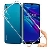Transparente Schutzhülle für Huawei Y6 2019 Backcover Hülle