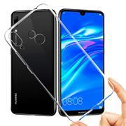 Transparente Schutzhülle für Huawei Y7 2019 Backcover Hülle