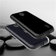 Schutzhülle für Nokia 1 Hülle Transparent Slim Cover Clear Case
