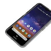 Schutzhülle für Nokia 2.2 Hülle Transparent Slim Cover Clear Case