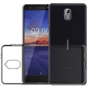Schutzhülle für Nokia 3.1 Hülle Transparent Slim Cover Clear Case