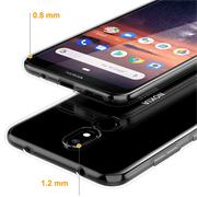 Schutzhülle für Nokia 3.2 Hülle Transparent Slim Cover Clear Case