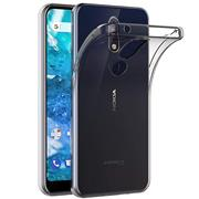 Transparente Schutzhülle für Nokia 4.2 Backcover Hülle