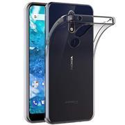 Schutzhülle für Nokia 4.2 Hülle Transparent Slim Cover Clear Case