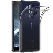 Transparente Schutzhülle für Nokia 5.1 Backcover Hülle