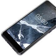 Schutzhülle für Nokia 5.1 Hülle Transparent Slim Cover Clear Case