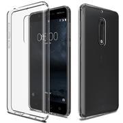 Schutzhülle für Nokia 5 Hülle Silikon Backcover Ultra-Clear Case im transparenten Design