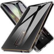 Schutzhülle für Nokia 6.1 Hülle Transparent Slim Cover Clear Case