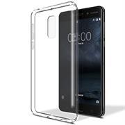 Transparente Schutzhülle für Nokia 6 Backcover Ultra-Clear Case