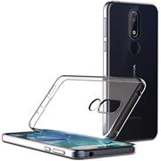 Transparente Schutzhülle für Nokia 7.1 Backcover Hülle
