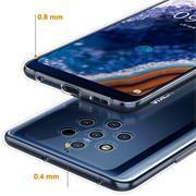 Schutzhülle für Nokia 9 Pureview Hülle Transparent Slim Cover Clear Case