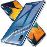 Transparente Schutzhülle für Samsung Galaxy A20e Backcover Hülle